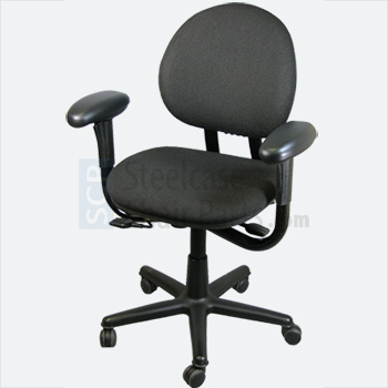 Steelcase 453 Criterion Chair & SteelcaseChairParts.com - Replacement Steelcase Chair Parts