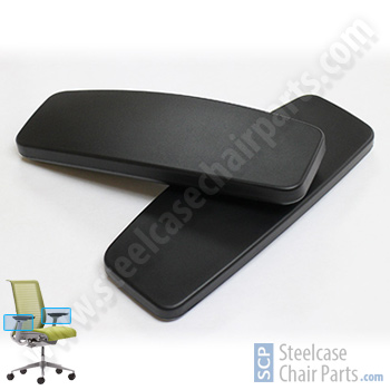 Steelcase Think Chair Replacement Arm Pads 54 99